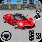 Luxury Car Parking Mania : Car Driving Simulator Icon