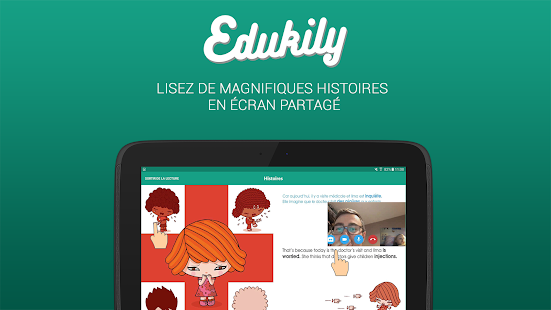 Edukily - Family Video Call Capture d'écran