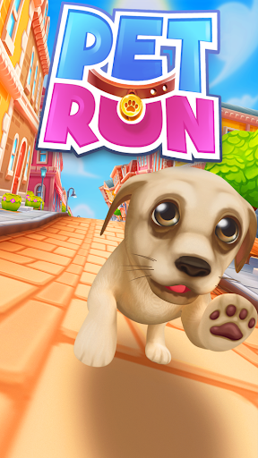 Pet Run - Puppy Dog Game  captures d'écran 4