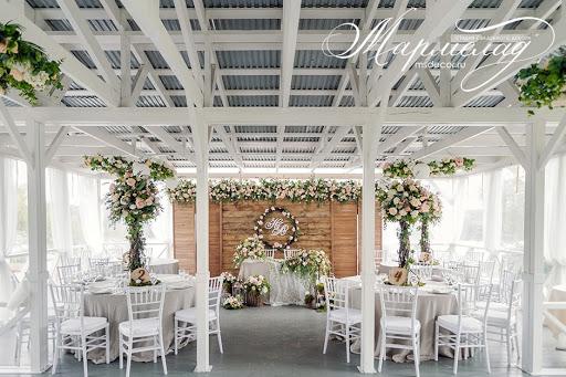 Летняя терраса для свадьбы 2