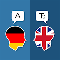 German English Translator icon