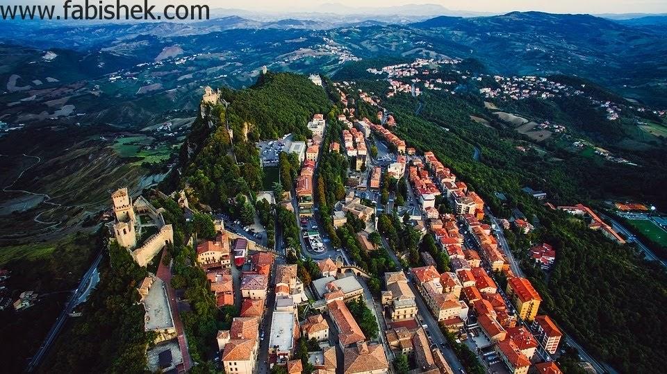 Сан-Марино – самая маленькая страна в мире (фото) и фразы на английском языке