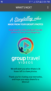 Group Travel Videos- screenshot thumbnail