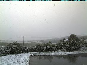 Photo: 16.5.12,Schnee im Mai