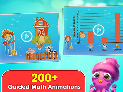 Monkey Math: math games & practice for kids screenshot 14