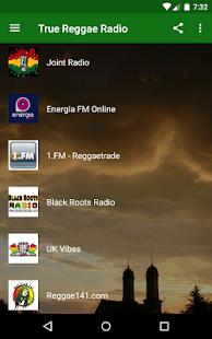 Pravé Rádio Reggae - náhled