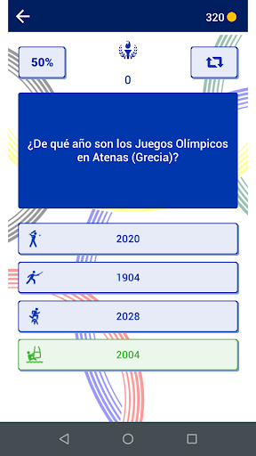 Tokyo 2020 Olympic Sports Trivial screenshots 2