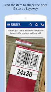 Sears – Download & Shop Now!- screenshot thumbnail