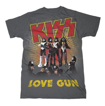 T-Shirt - Love Gun
