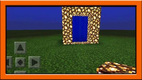 Portals For Minecraft Pe Apps Bei Google Play - Minecraft spieler zu einem teleportieren