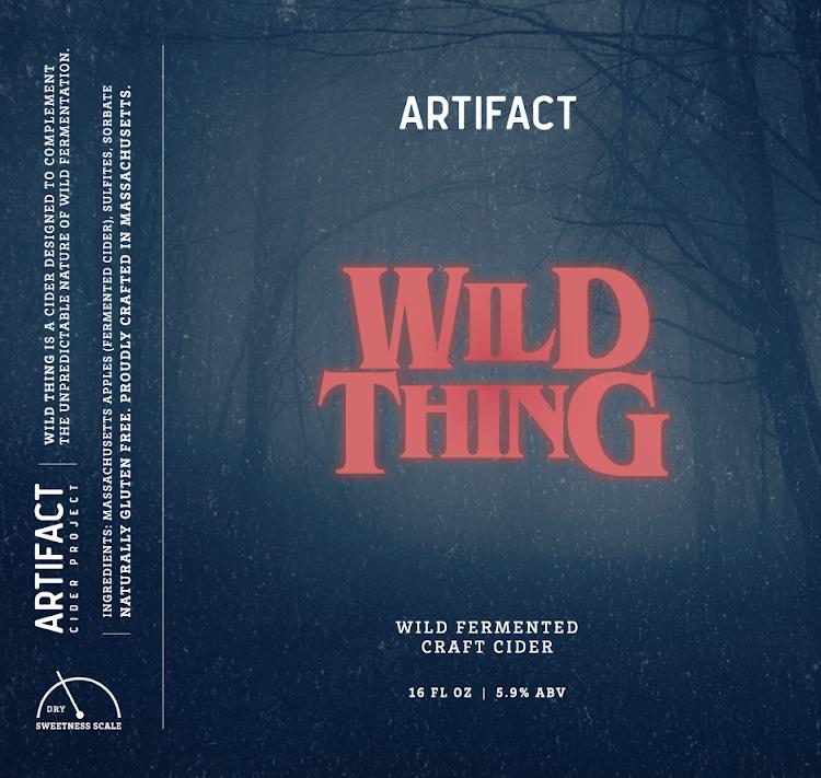 Logo of Artifact Cider: Wild Thing