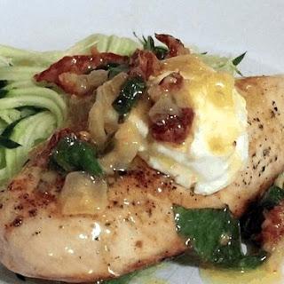 Tuscan Keto Chicken