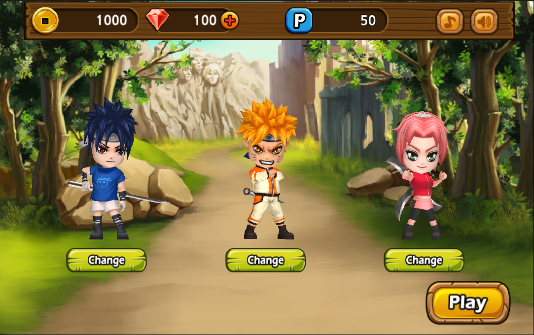 Ultimate Battle: Ninja Dash- screenshot