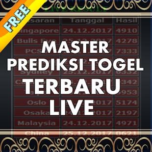 Master Prediksi Togel Live Terbaru - náhled