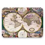 Beautiful Old Maps Collection 1.0 (AdFree)