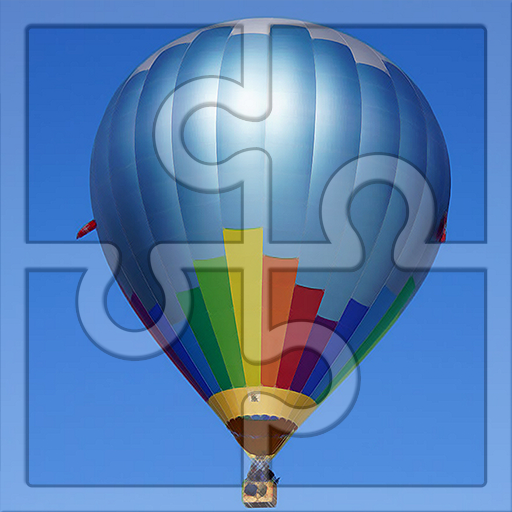 Best Free Puzzles for Kids: Ballons Jigsaw