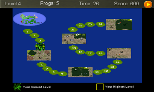 Baby Frogs- screenshot thumbnail
