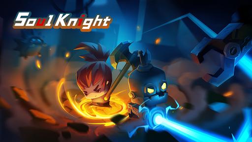 Soul Knight  captures d'u00e9cran 1
