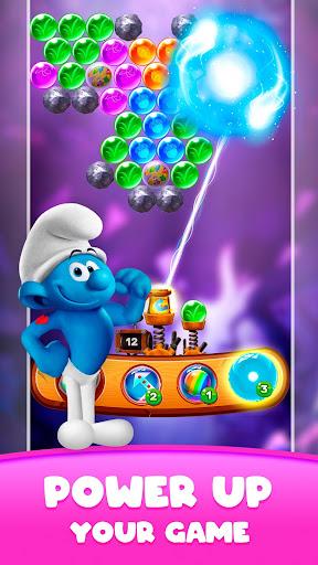 Smurfs Bubble Shooter Story screenshots 6