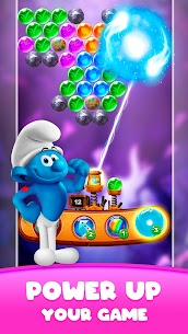 Smurfs Bubble Shooter Story 6