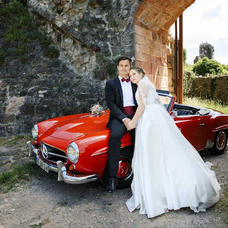 Wedding photographer Eugen Erfurt (EugenErfurt). Photo of 09.07.2017