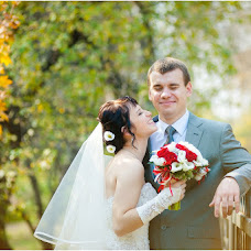 Wedding photographer Sergey Aslamov (PHOTOQSS). Photo of 20.10.2013