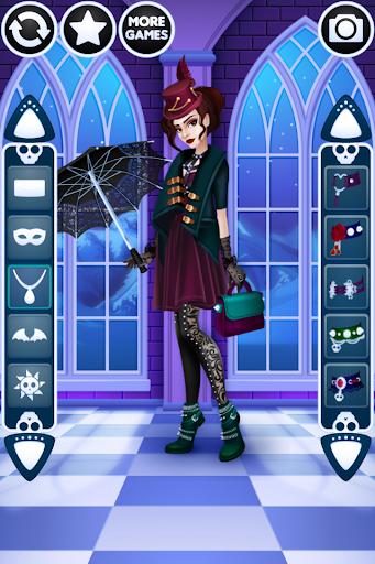 Gothic Dress Up 1.2.2 com.gamesforgirlsfree.gothic apkmod.id 3