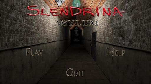 mod Slendrina: Asylum  screenshots 1