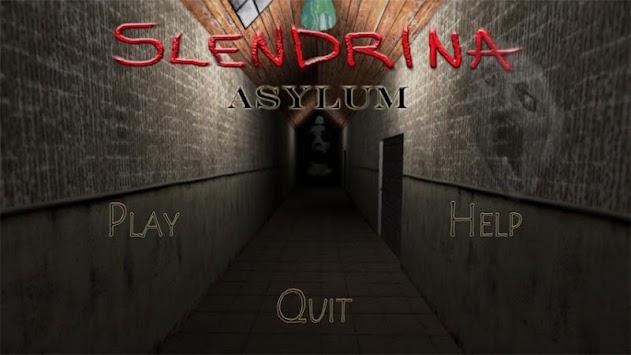Slendrina: Asylum