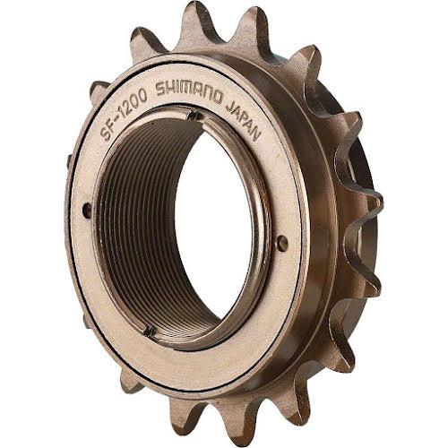 "Shimano SF-1200 18t Freewheel for 1/2"" x 1/8"" Chain"