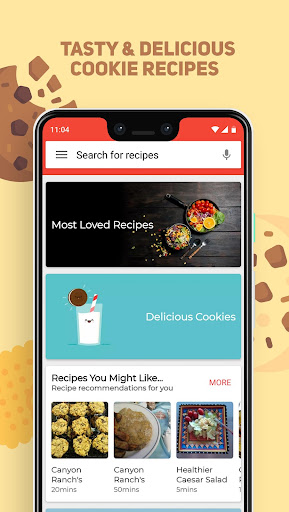 Cookies And Brownies Recipes Apk 1