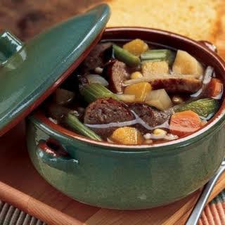 German Festival Soup.