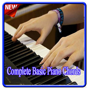 Complete Piano Chords - náhled