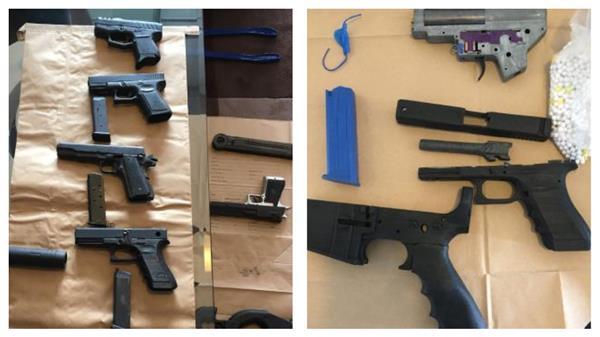 В Австралии задержан мужчина, пытавшийся продать 3D-напечатанное оружие