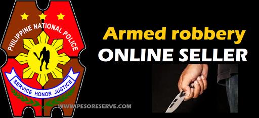 Online seller robbed