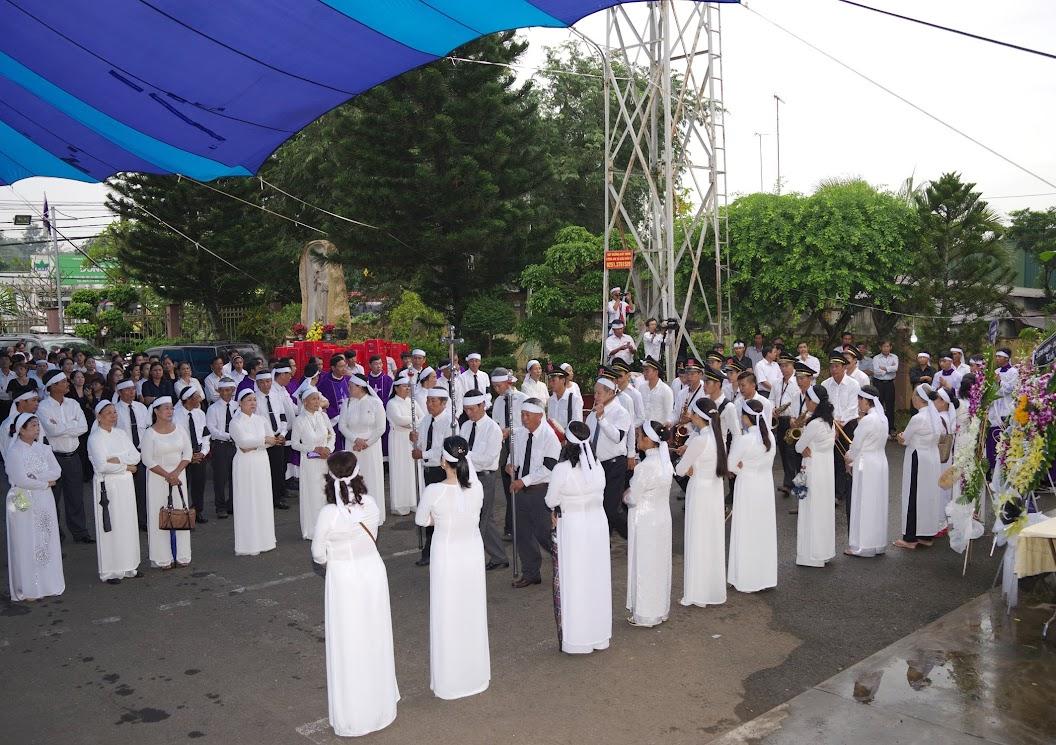 Thánh lễ an táng Cha Giuse Trần Ngọc Tâm - Chánh xứ Xuân Đức - Ảnh minh hoạ 8