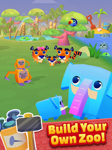 Spin a Zoo - Tap, Click, Idle Animal Rescue Game! apkdebit screenshots 9