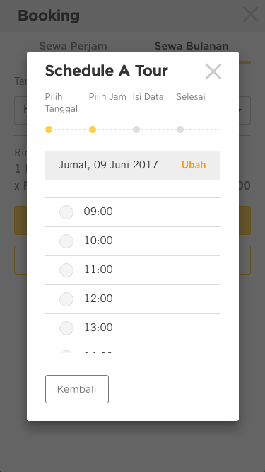 XWORK - Sewa Ruang Meeting- screenshot