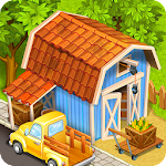 Farm Town:Happy City Day Story Icon