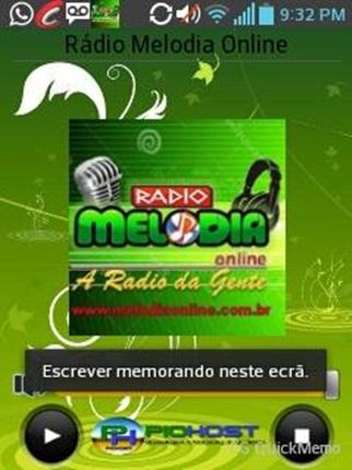 Rádio Melodia Online