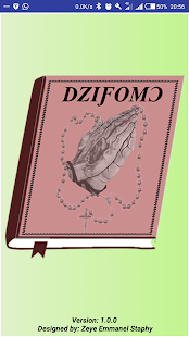 Ewe Catholic Hymnal (Dziƒomɔ)- screenshot thumbnail