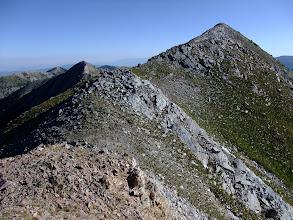Photo: On the ridge leading to North Truchas Peak