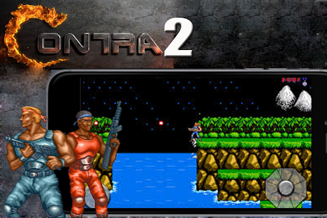 Classic contra 2 - náhled