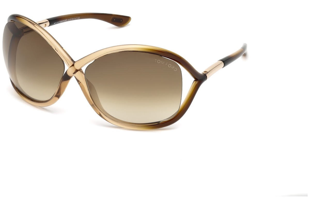 ad81242ef8 ... Sunglasses Tom Ford Whitney FT0009 C64 74F (pink  other   gradient brown).  4 customer reviews