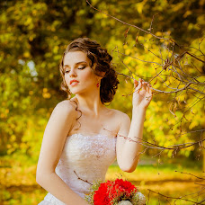 Wedding photographer Lidiya Larionova (larionova). Photo of 17.10.2015