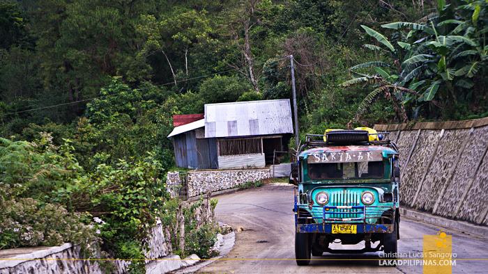 Maligcong Transportation