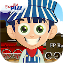 Toddler Train Games Free icon