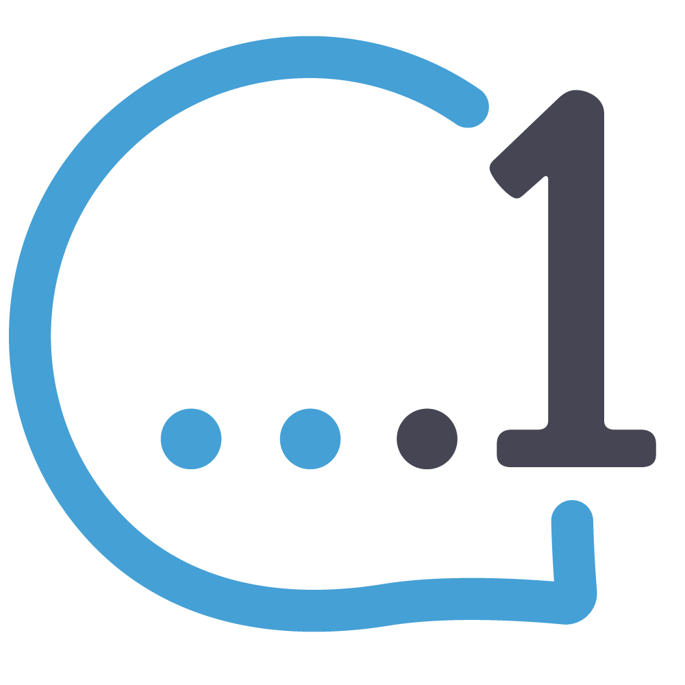 .1 logo