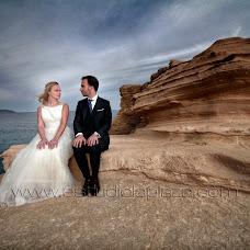 Wedding photographer Alberto Andrino (andrino). Photo of 21.10.2017