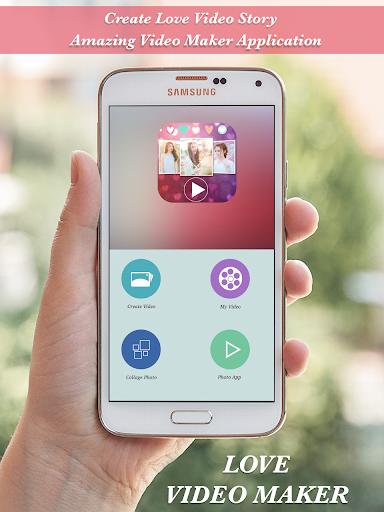 玩免費媒體與影片APP|下載ビデオメーカーを愛し app不用錢|硬是要APP